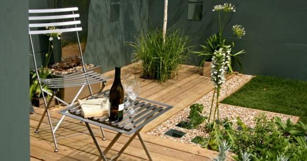 Garten Planen Modern ? Performal.info Terrasse Gestaltung Dach Planen