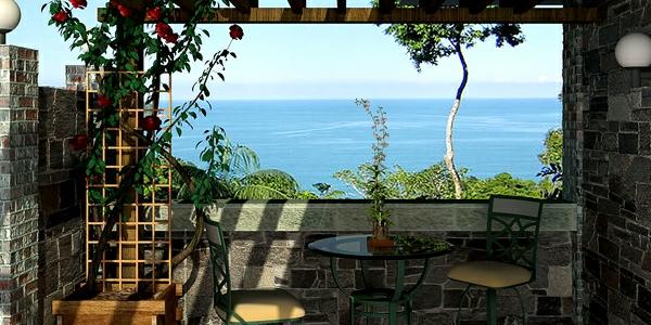 wie k nnen sie einen ruhigen balkon gestalten top tipps. Black Bedroom Furniture Sets. Home Design Ideas