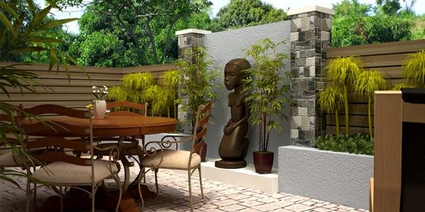 terrasse ideen modern gestalten – usblife, Terrassen ideen