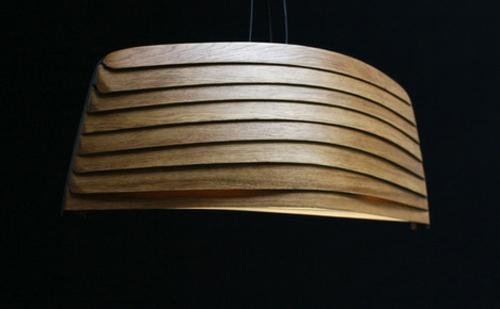 Schne Drift Lampe Romantisch Holz Hngend