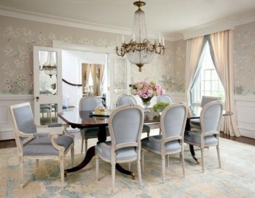 der neoklassische einrichtungsstil – eleganz aus dem 18, Innenarchitektur ideen