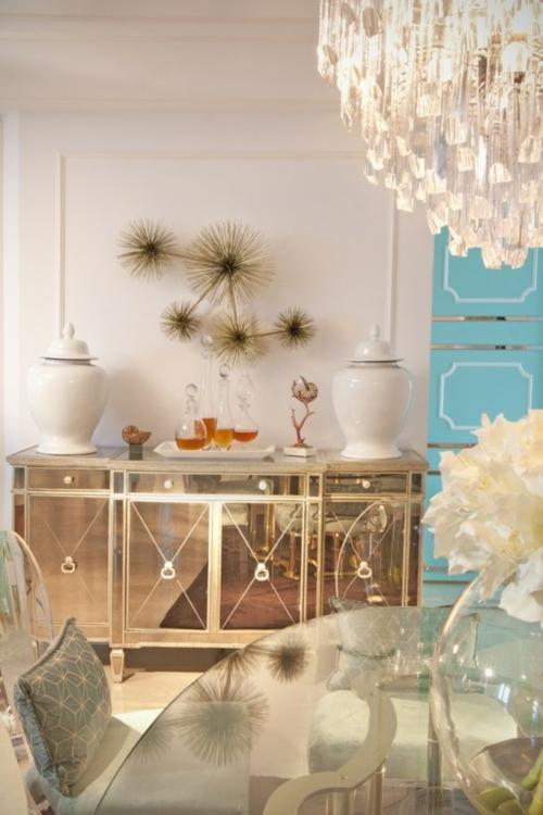 31 Elegante Esszimmer Design Ideen U2013 Klassische, Feminine Note |  Einrichtungsideen ...