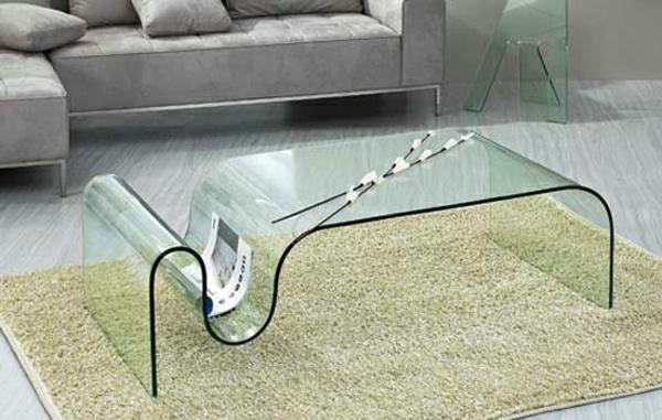 extrem kreative, coole Kaffee Tische  akryl glas
