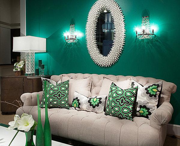 wohnzimmer modern : wandfarben wohnzimmer modern ~ inspirierende ...