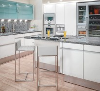 Frische Coole Küchen Farben Zarte Helle Farben In Der Küche