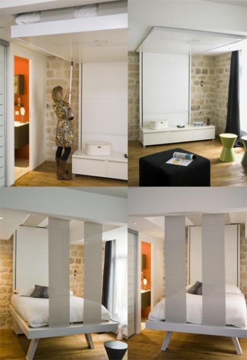 moderne Gäste Bett Designs bettdecke aufzug lift bedUp