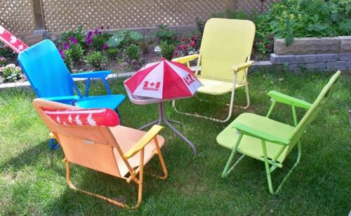 frische schöne garten deko ideen aus kanada - festliche atmoshpäre, Garten Ideen