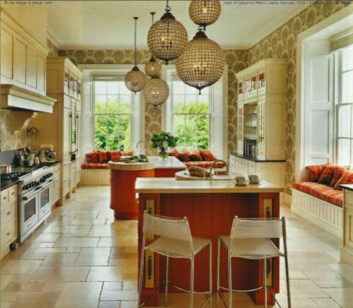 glas kugel kronleuchter dekoration wundersch nes ambiente. Black Bedroom Furniture Sets. Home Design Ideas