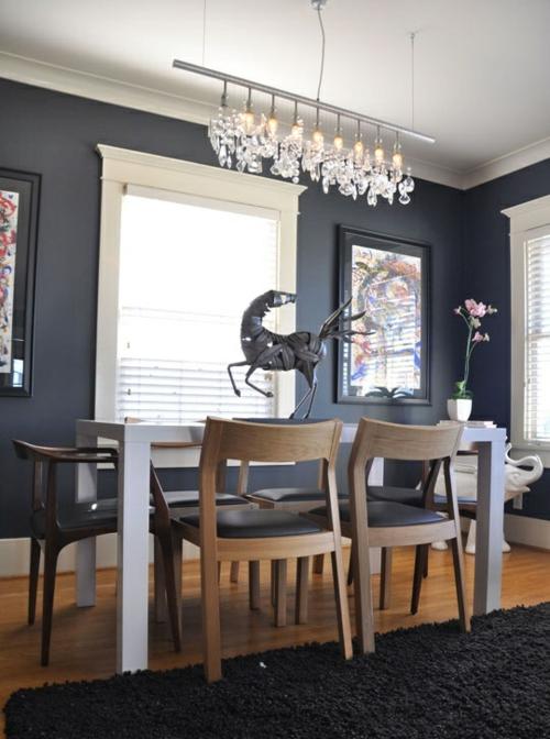 25 elegante esszimmer designs in verschiedenen stilen for Design esszimmer