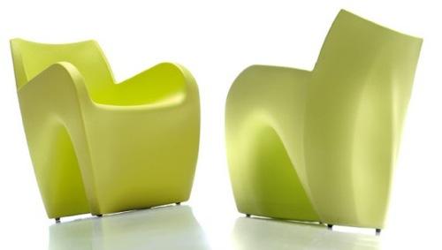 grelle grüne sessel designs modern oscar vera