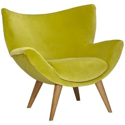 hellgrüne Sessel Designs lehnstuhl modern tamarisk