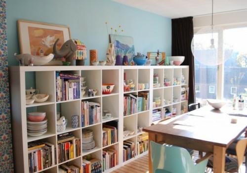 Coole Ideen für Haus Bibliothek Anordnung – Einrichtung Lösungen 500 x 350
