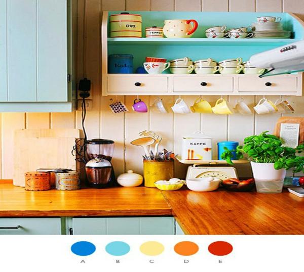 Helle Farben Im Interior Design Kombinieren