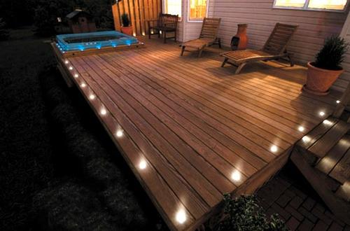 Fußboden Terrasse ~ Tipps für holz boden belag im garten oder auf der terrasse