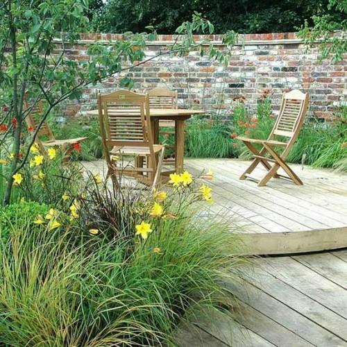 17 tipps f r holz boden belag im garten oder auf der terrasse. Black Bedroom Furniture Sets. Home Design Ideas