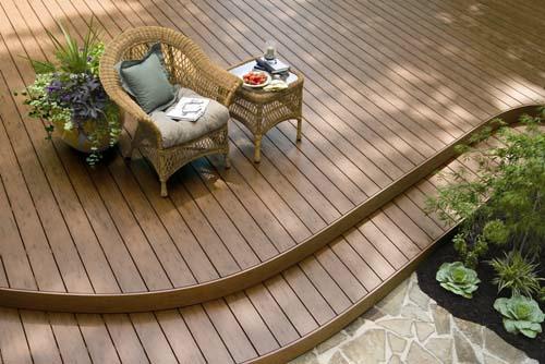 Holzterrasse verlegen coole idee f r ihren au enbereich for Remate de terrazas