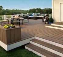 Holzterrasse verlegen – coole Idee für Ihren Außenbereich