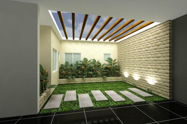 Indoor Garten gestalten - wichtige und nützliche Tipps
