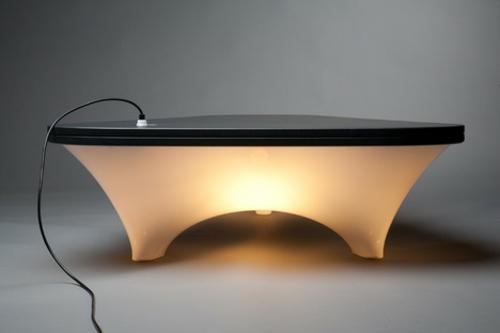 praktische tischlampe design industriell stecker