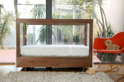 innovatives cooles cabrio kinderbett design holz baby