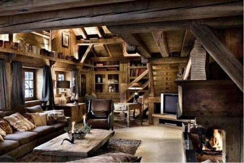 23 Interior Design Ideen für Männer - männlicher Charakter ...