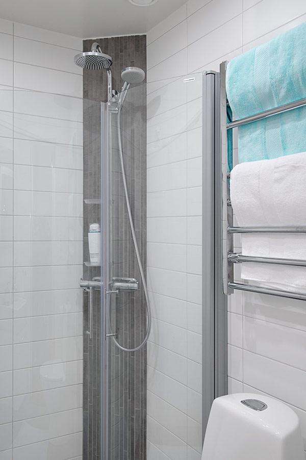 interior design wohnung apartmen schweden bad dusche
