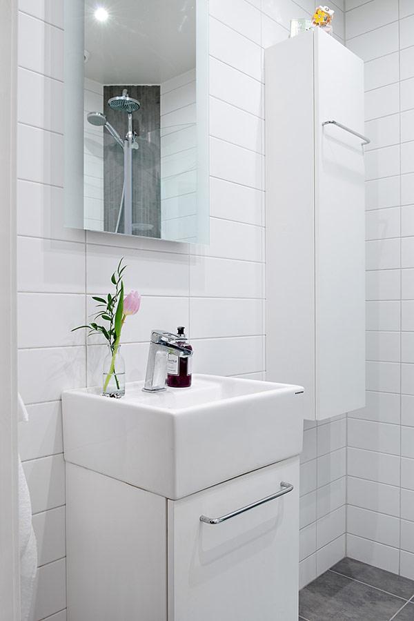 interior design wohnung apartment schweden badezimmer