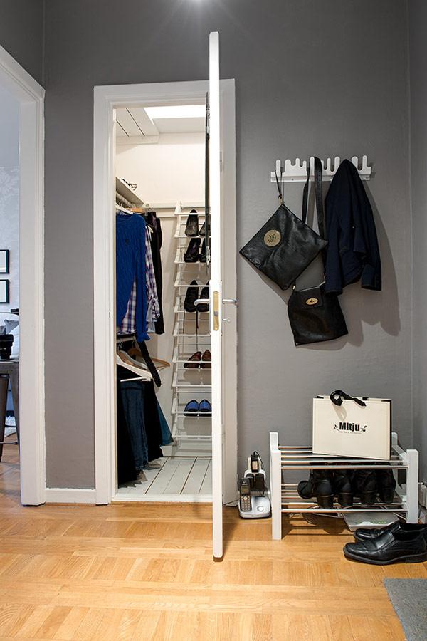 home design wohnung apartment schweden kleiderschrank eingebaut