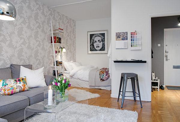 home design wohnung apartment schweden klein stilvoll