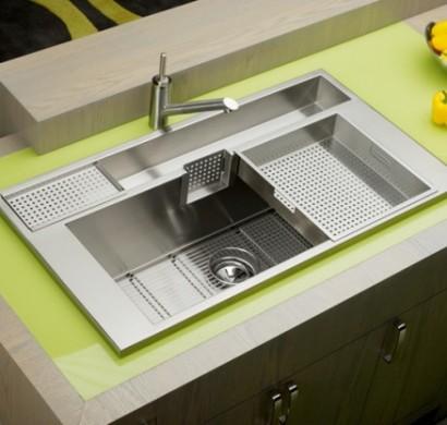 Coole Küchen Spüle mit Unterschrank - Halten Sie die Küche ...