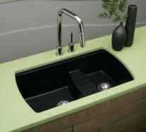 Coole Küchen Spüle mit Unterschrank - Halten Sie die Küche sauber !