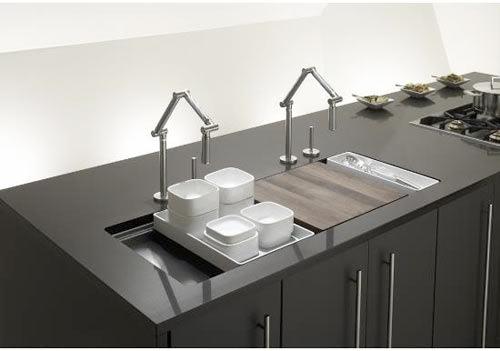 küchen spüle mit unterschrank küchensystem becken