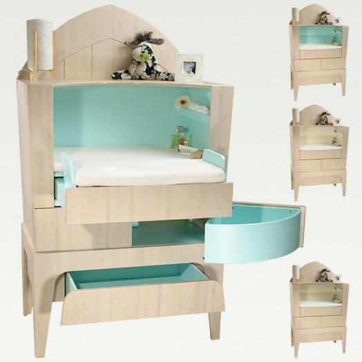 kinderzimmer babyzimmer gestalten bett kinder möbel etagenbett