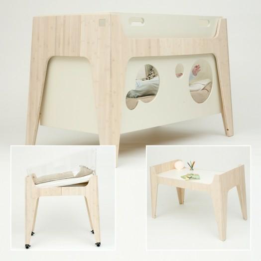 Kinderzimmer/Babyzimmer gestalten - umweltfreundliche Baby Möbel