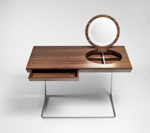 kinderzimmer einrichtung schminktisch f r junge damen. Black Bedroom Furniture Sets. Home Design Ideas