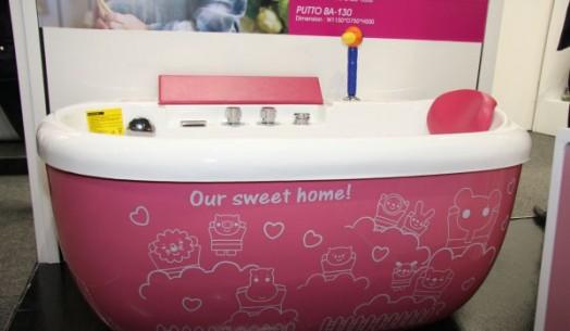kinderzimmer gestalten das neue rosa kinder badezimmer von interbath