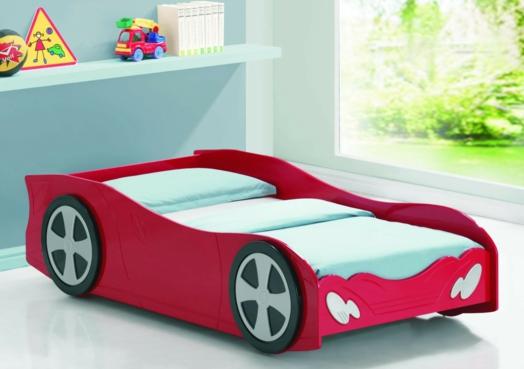 kinderzimmer gestalten 20 kinderbetten f r jungs wie autos geformt. Black Bedroom Furniture Sets. Home Design Ideas