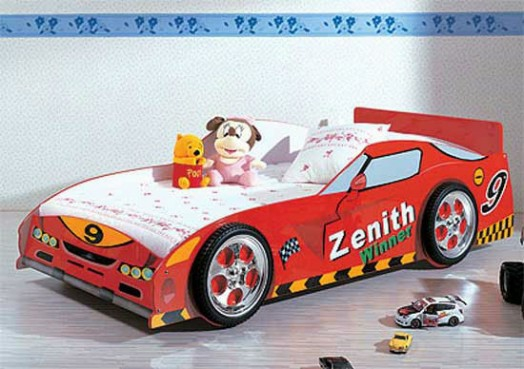 Kinderbett auto selber bauen  Kinder Auto Bett Bauen: Klicktipps liegefl che zum  bernachten ...