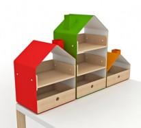 Kinderzimmer gestalten – Cooler Kids Desk Organizer von Christian Vivanco