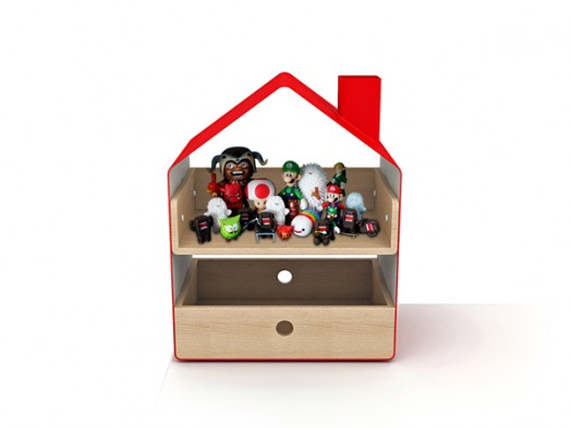kinderzimmer gestalten kids desk organizer christian vivanco