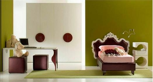Kinderzimmer Möbel Di Liddo Perego Mädchen Schlafzimmer