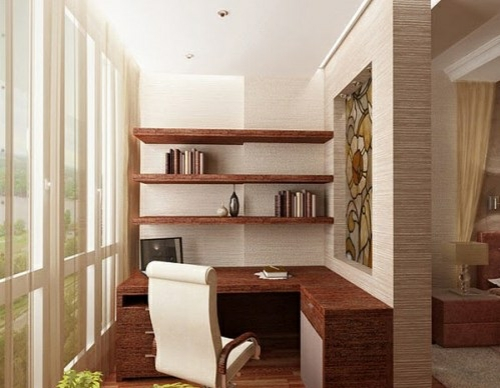 Kleinen balkon gestalten interessante interior design ideen for Wanddeko balkon