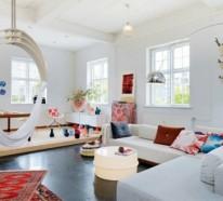 Cooles und praktisches Möbel Design - Zen Circus Yoga Chair