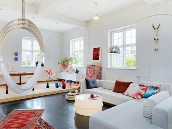 Cooles und praktisches Möbel Design   Zen Circus Yoga Chair