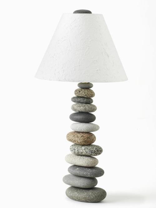 moderne ausgewogene nachttisch bett lampe design