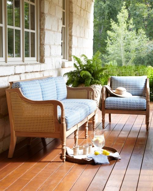 moderne coole garten m bel von horchow f r den patio. Black Bedroom Furniture Sets. Home Design Ideas