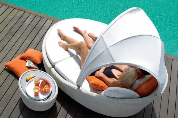 moderne outdoor m bel von gloster die modulare eclipse. Black Bedroom Furniture Sets. Home Design Ideas