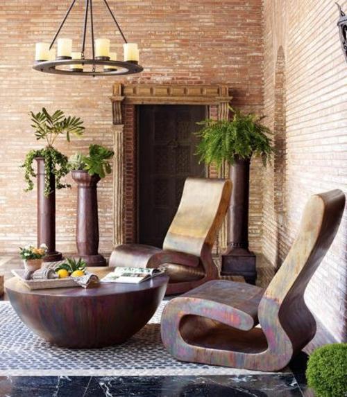 Moderne Coole Garten Möbel Von Horchow Für Den Patio