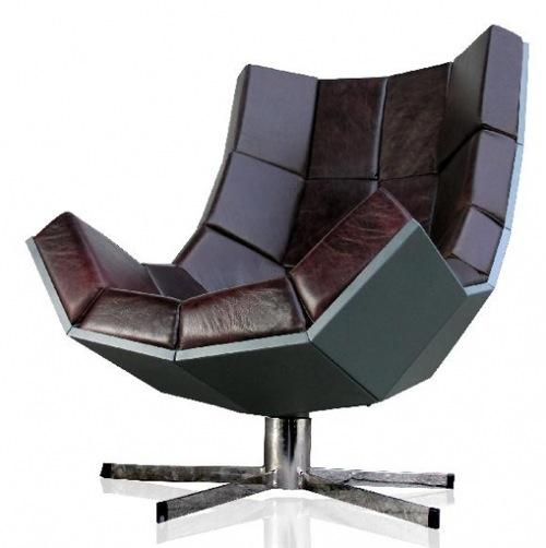 praktische büro stuhl design leder büro