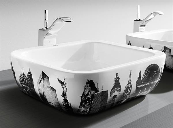 modernes design waschbecken weltstadt inspiration berlin